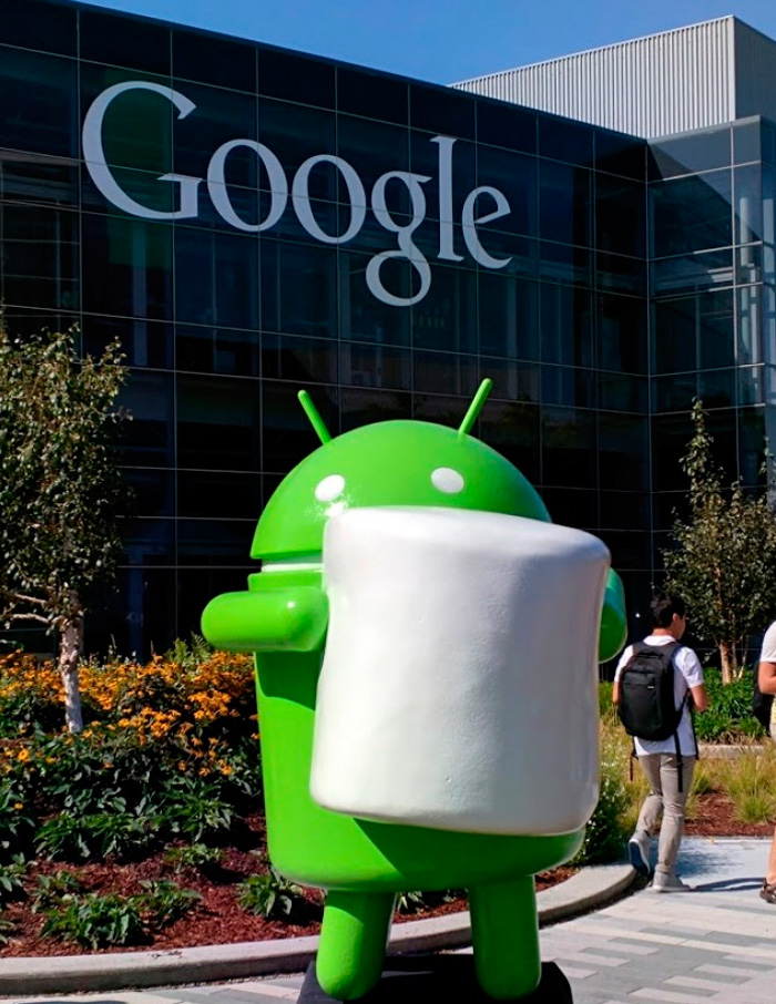 Android M 6.0, con M de Marshmallow, Imagen 1
