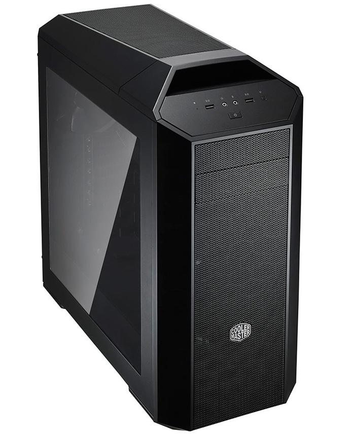 Cooler Master lanza oficialmente sus torres personalizables MasterCase 5, Imagen 1