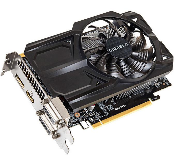 Gigabyte GeForce GTX950 OC y WindForce OC, Imagen 1