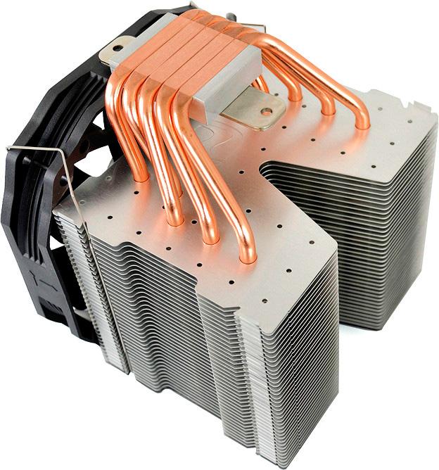 SilentiumPC Fortis 3 HE1425, nuevo disipador de torre para CPU, Imagen 1