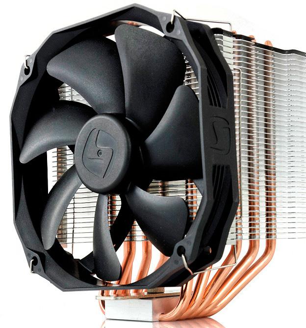 SilentiumPC Fortis 3 HE1425, nuevo disipador de torre para CPU, Imagen 2
