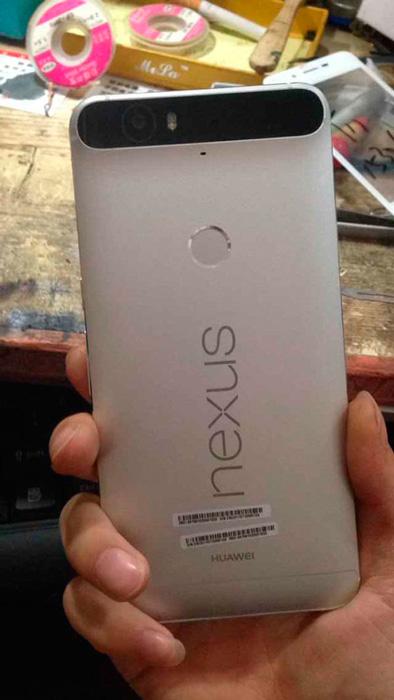Filtradas las primeras fotografías del poco agraciado Nexus de Huawei, Imagen 1