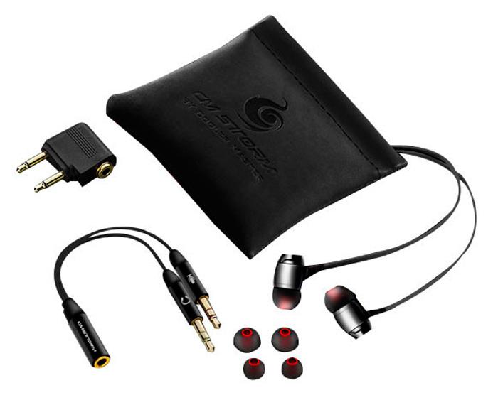 CM Storm Pitch Pro, nuevos auriculares In-Ear para jugadores, Imagen 2