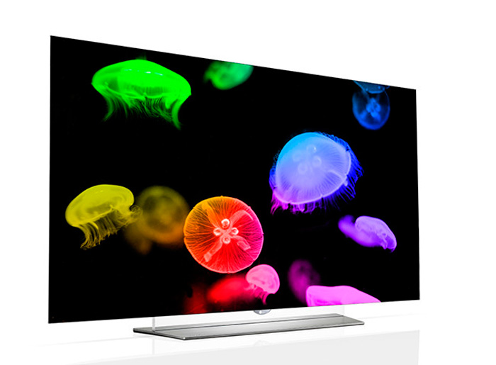 LG lanza sus primeras TV OLED 4K planas, Imagen 1