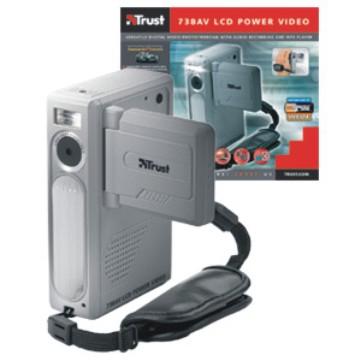 Nueva cámara multiusos y PC Card 5-en-1 de Trust, Imagen 1