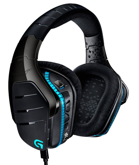 Logitech también desvela sus nuevos auriculares gaming , Imagen 2