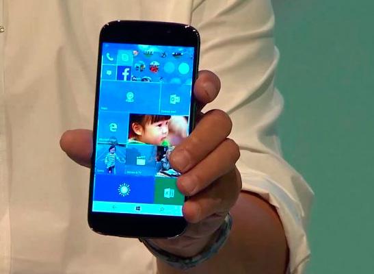 Acer enseña un smartphone con Windows 10 que puede usarse como sobremesa, Imagen 1
