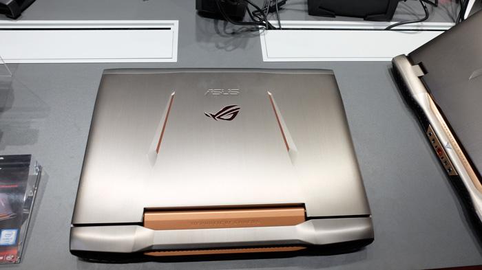 ASUS adopta los Intel Skylake en su nuevo ROG G752, Imagen 2
