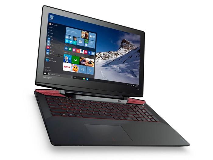 Lenovo muestra un portátil y dos sobremesas para jugadores, Imagen 1