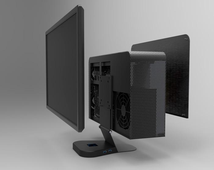 Crono Labs trabaja en una torre para crear All in Ones de alto rendimiento, Imagen 1