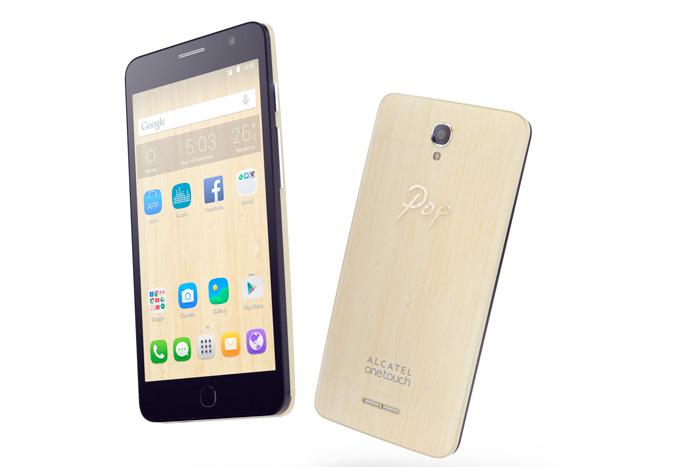Alcatel lanza dos nuevos smartphones de la gama OneTouch POP, Imagen 1