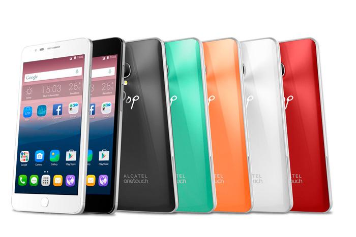 Alcatel lanza dos nuevos smartphones de la gama OneTouch POP, Imagen 2