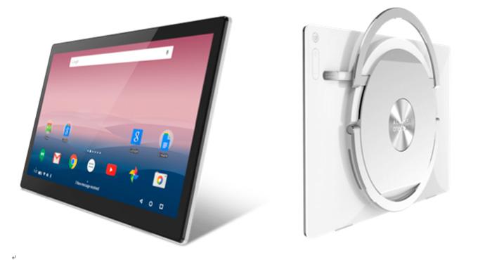 Alcatel también se atreve con una tablet de 17,3 pulgadas, Imagen 1