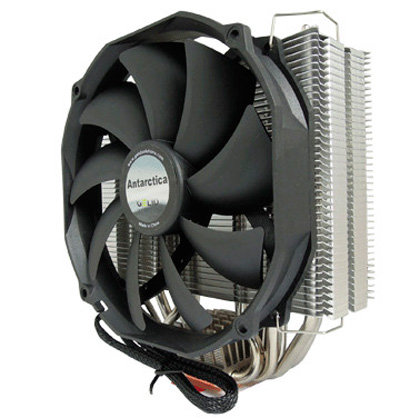 Antartica es el nuevo disipador para CPU de GELID, Imagen 1