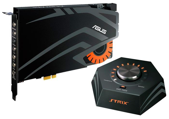 ASUS lanza tres tarjetas de sonido Strix, Imagen 1