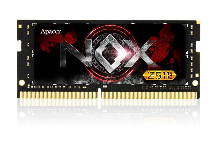 Apacer muestra módulos de 16 GB DDR4 a 3.000 MHz para portátiles, Imagen 1