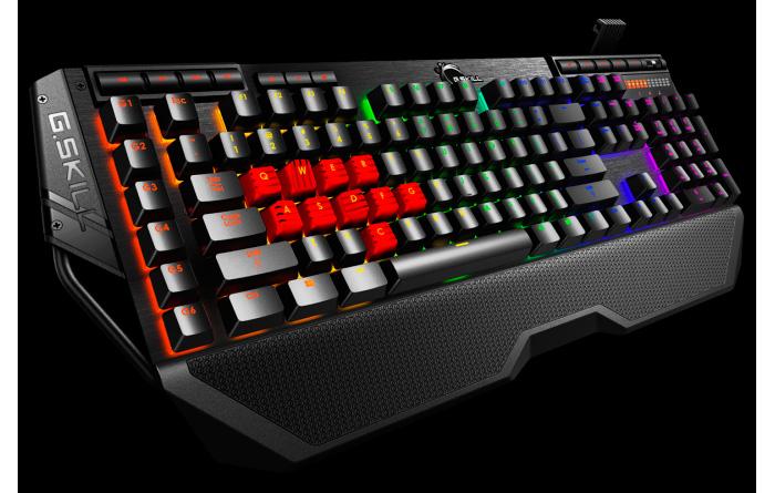 Ya disponibles los teclados mecánicos G.SKILL RIPJAWS KM780, Imagen 1
