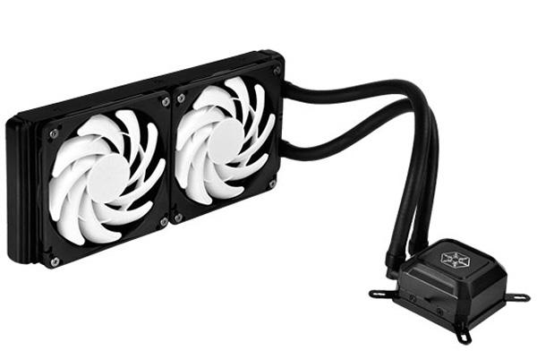 SilverStone lanza sus refrigeraciones líquidas SLIM para equipos compactos, Imagen 1