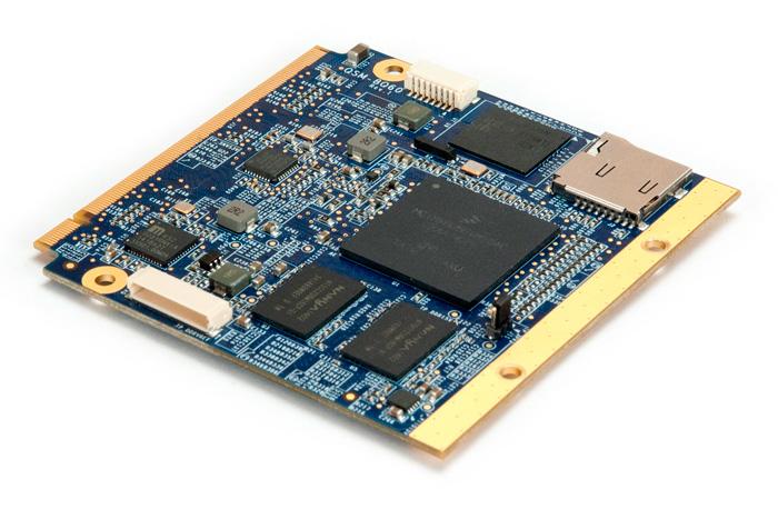 VIA desvela el módulo QSM-8Q60 para sistemas integrados, Imagen 1