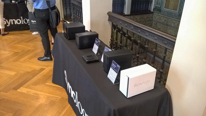 Synology nos muestra sus nuevos dispositivos y NAS para el 2016, Imagen 1