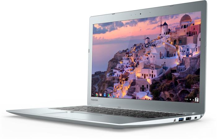 El Chromebook 2 de Toshiba recibe una actualización con procesadores Broadwell, Imagen 1
