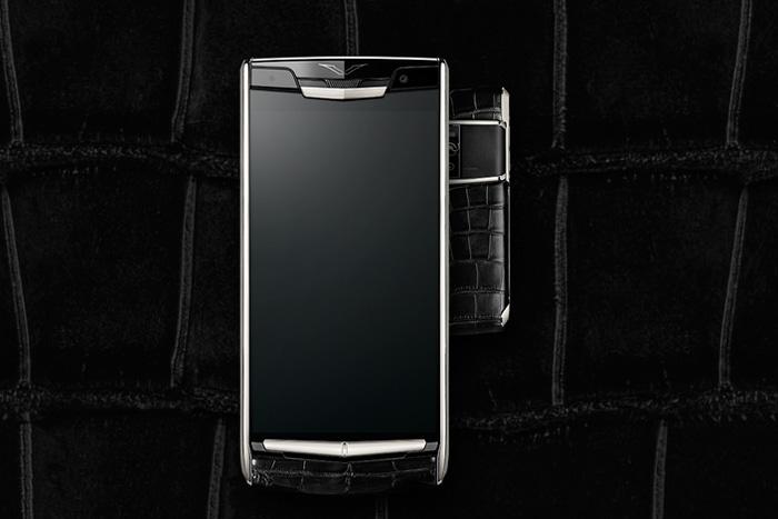 Vertu lanza el Signature Touch, hasta 17,900 Euros por un móvil de lujo, Imagen 1