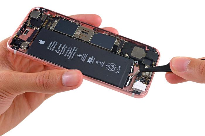 La batería del iPhone 6s tiene menos capacidad que la del modelo anterior, Imagen 1