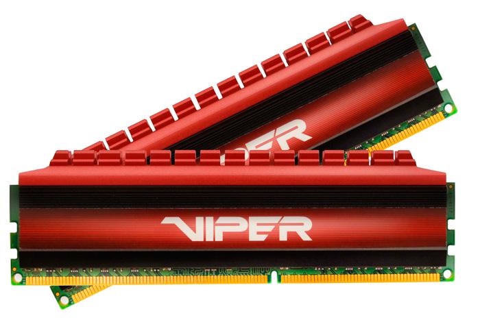 Patriot desvela su nuevo kit de memorias DDR4 Viper 4 a 3.600 MHz, Imagen 1