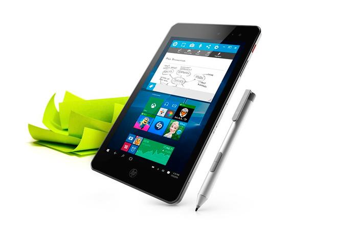 HP anuncia su tablet Envy 8 Note con Windows 10 y stylus, Imagen 1