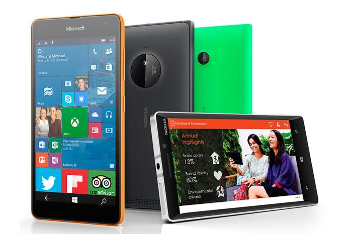 Los móviles con Windows Phone 8 comenzarán a recibir Windows 10 en diciembre, Imagen 1