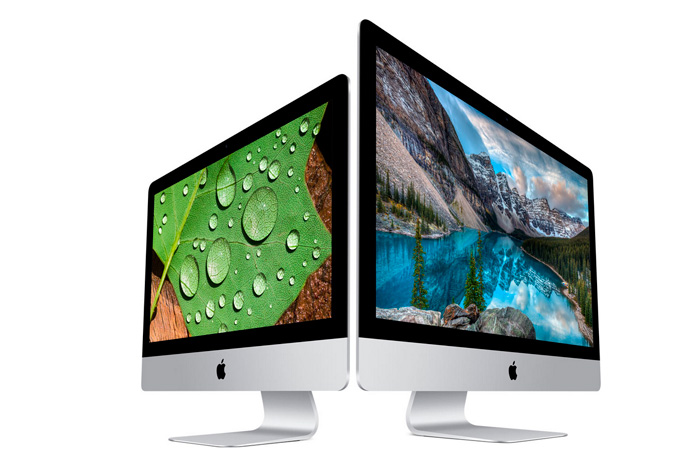 Los iMac de Apple reciben pantallas 4K y 5K y nuevos procesadores, Imagen 1