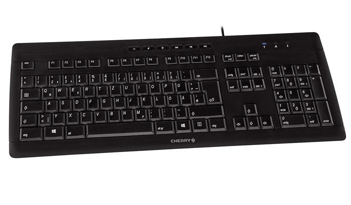Cherry lanza su nuevo teclado de membrana Stream 3.0, Imagen 1