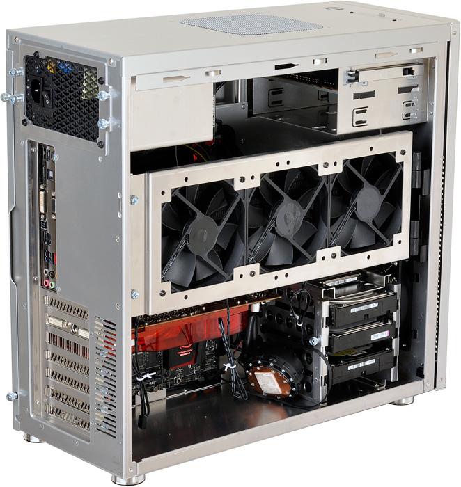 Lian Li anuncia su nueva torre PC-18, Imagen 1
