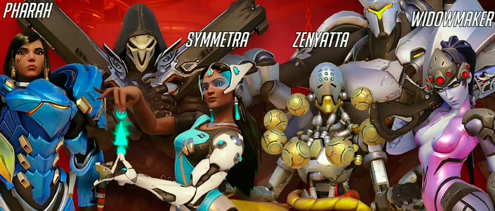 El 27 de octubre se abrirá la beta pública del Overwatch de Blizzard, Imagen 1