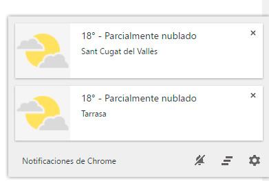 Google eliminará el centro de notificaciones de Chrome por su poco uso, Imagen 1