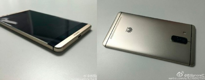 Desvelado el Huawei Mate 8 con SoC Kirin 950, Imagen 1