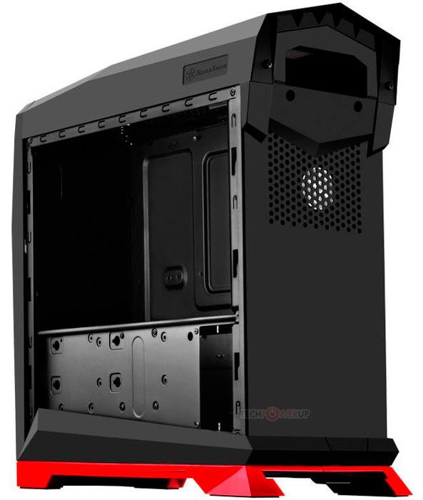 SilverStone Raven RVX01, torre gaming con precio ajustado, Imagen 2