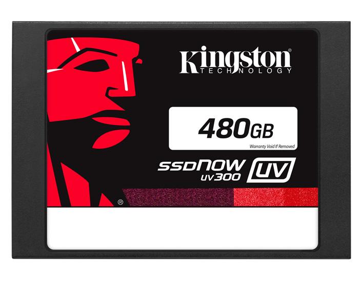 Kingston SSDNow UV300, Imagen 1