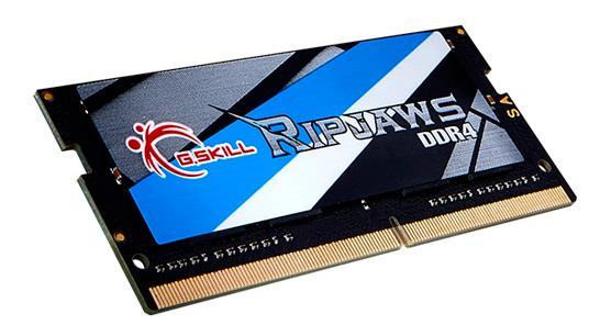 Nuevas memorias G.SKILL Ripjaws DDR4 a 2.800 MHZ para portátiles, Imagen 1