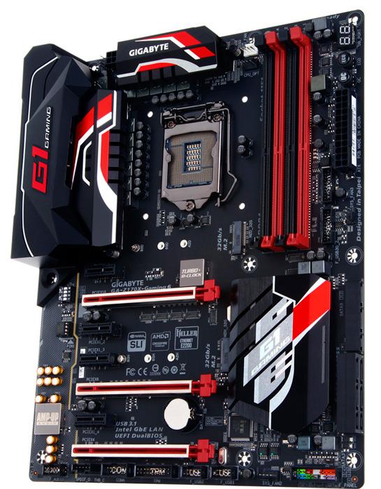 Gigabyte lanza la nueva placa Z170X-Gaming 6, Imagen 1