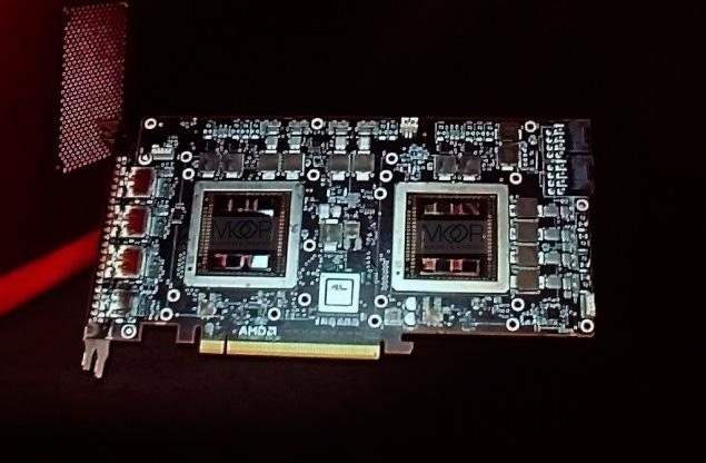 Especificaciones de la AMD Radeon R9 Fury X2, Imagen 1