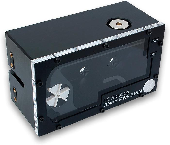 EK-DBAY Spin, nuevo depósito para refrigeración líquida, Imagen 1