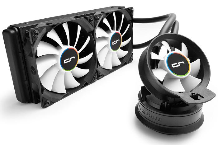 Cryorig lanza nuevas refrigeraciones híbridas para CPU, Imagen 1