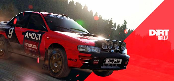AMD regala el Dirt Rally junto con las Radeon R9 390 y R9 390X, Imagen 1