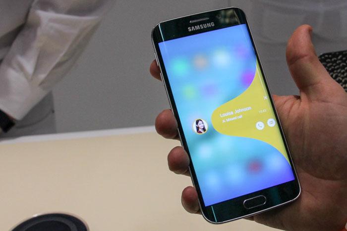 Nuevos rumores indican una pantalla 4K para el Galaxy S7 Premium, Imagen 1