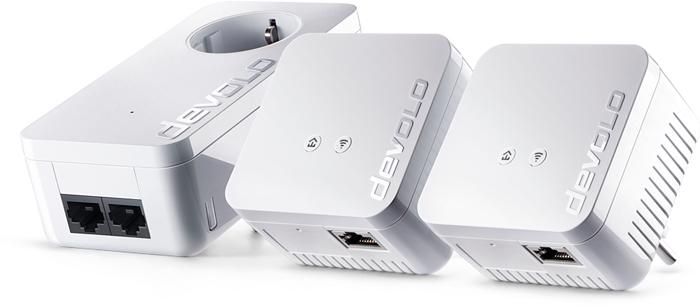 Devolo dLAN 550 WiFi, un PLC con WiFi compacto, Imagen 1