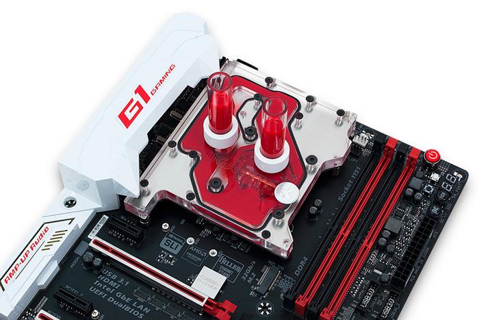 Nuevos monobloques de RL EK-GA-Z170X para placas Gigabyte, Imagen 1