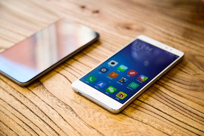 Xiaomi Redmi Note 3, Imagen 1