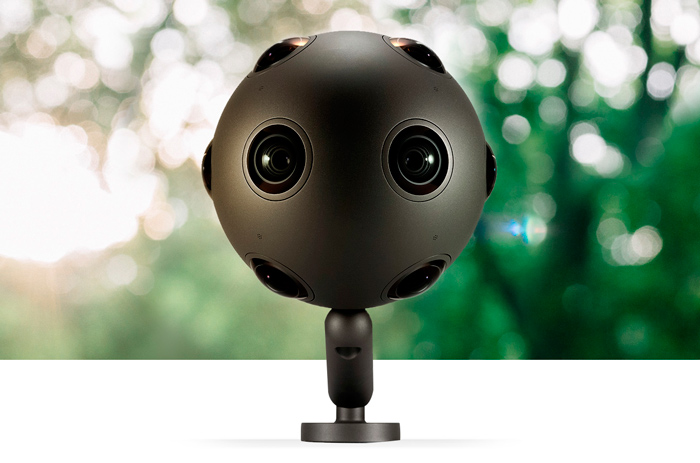 La cámara de realidad virtual Nokia OZO costará 60.000 Dólares, Imagen 1
