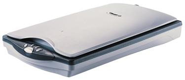 Speed 2 presenta el escáner Be@rPaw 2448 TA Plus, Imagen 1